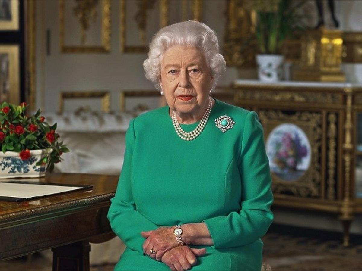 królowa elżbieta orędzie 2020
