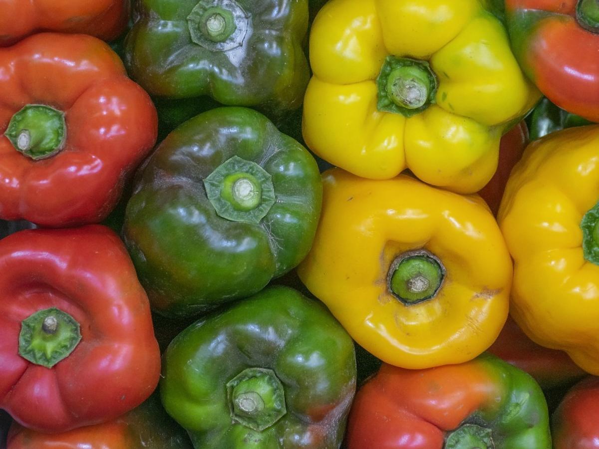 Która papryka jest najzdrowsza? Zielona, żółta, pomarańczowa czy czerwona?