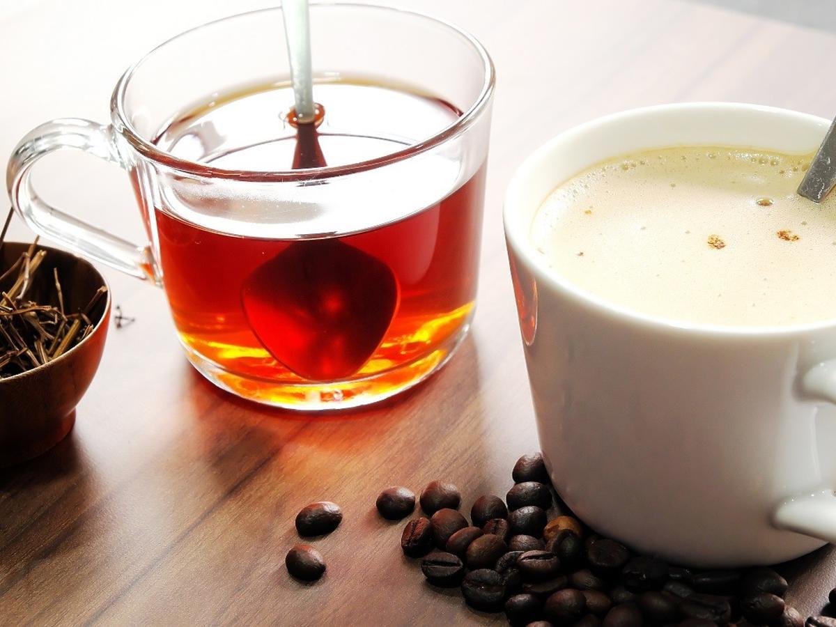 Lubicie taką kawę i herbatę? Wasza wątroba może tego nie wytrzymać