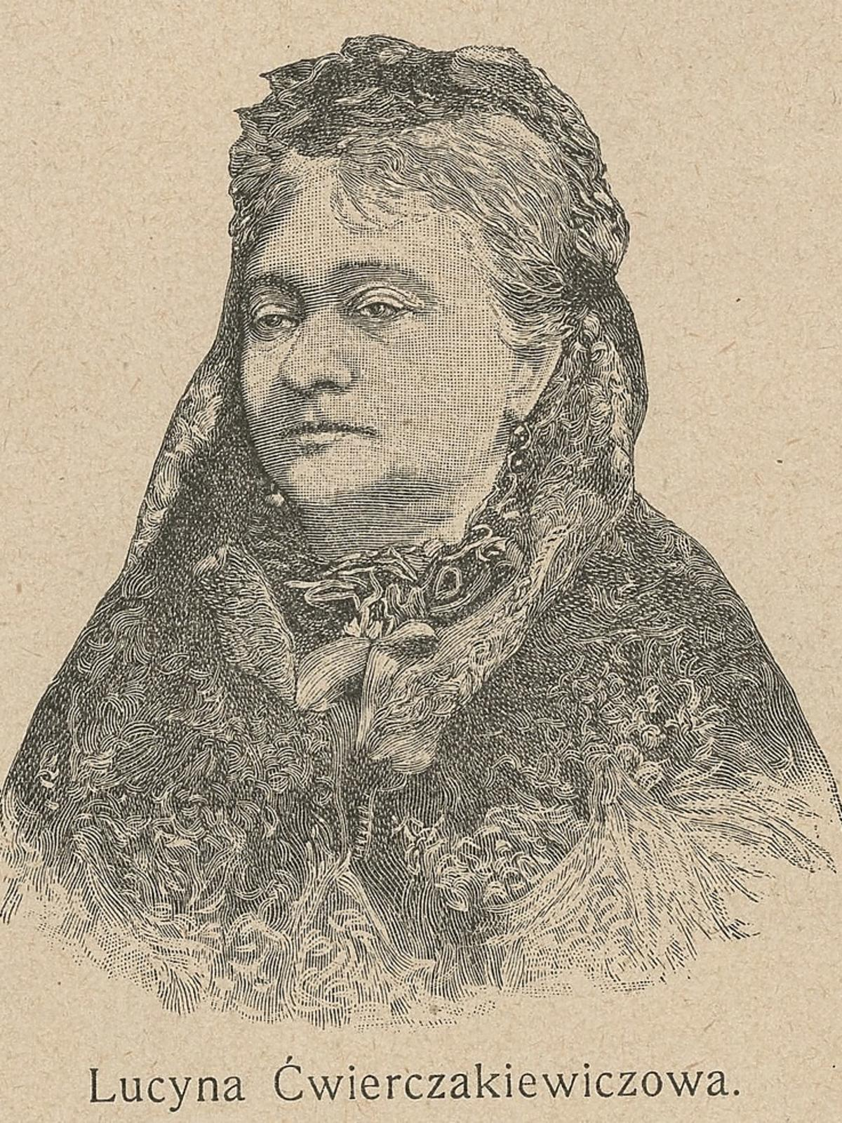 Lucyna Ćwierczakiewiczowa zdjęcie