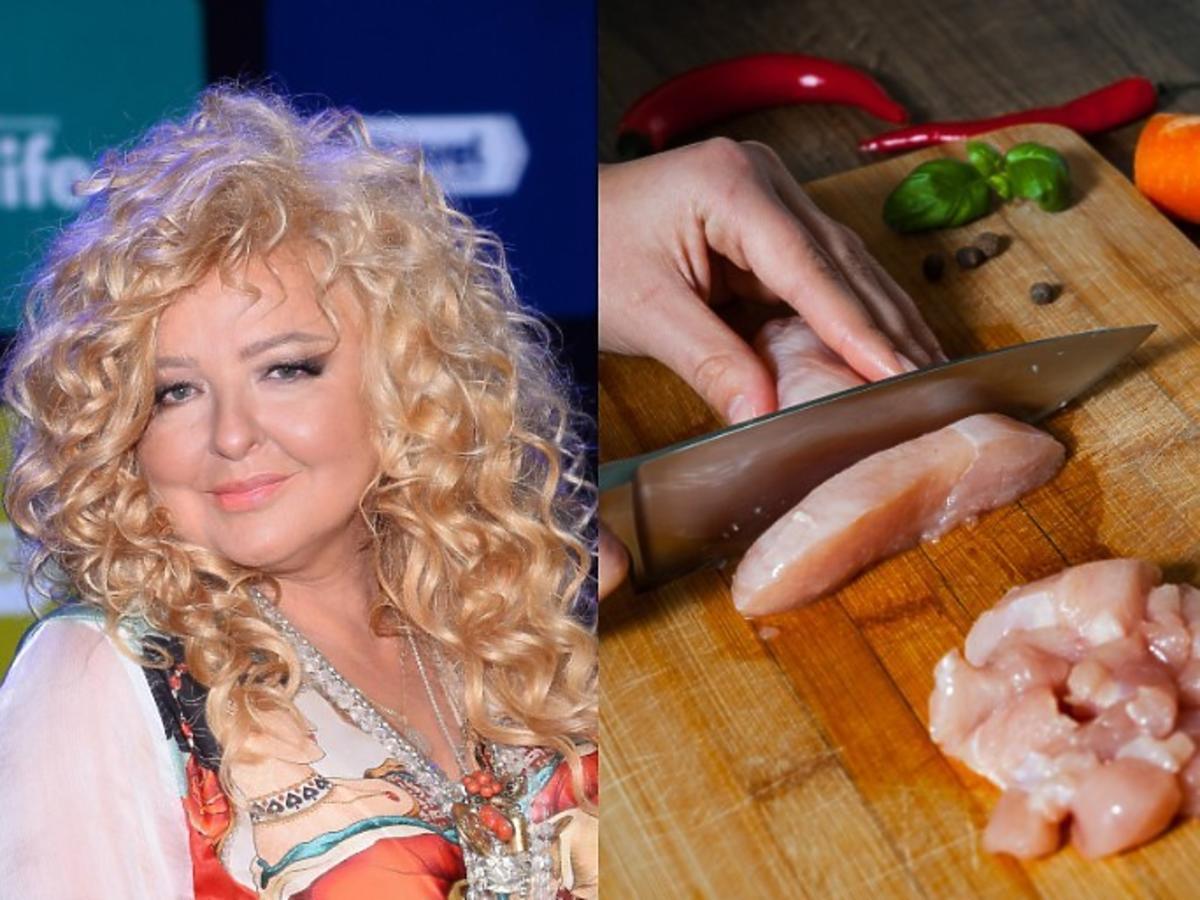 Magda Gessler i niedobre mięso z kurczaka
