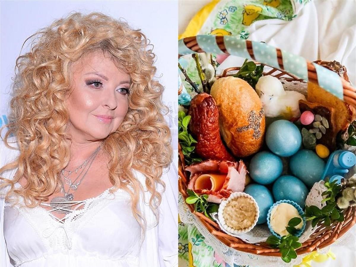 Magda Gessler jest protestantką. Jak będzie wyglądał jej wielkanocny koszyczek z jedzeniem? Zdziwicie się
