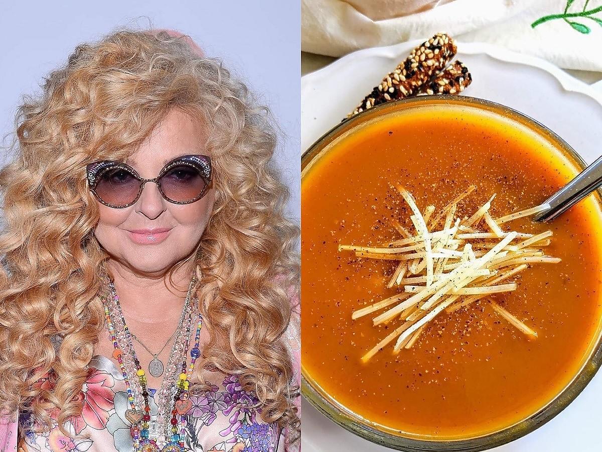 Magda Gessler zdradziła przepis na zupę z dyni. Dodaje do niej bardzo nietypowy składnik