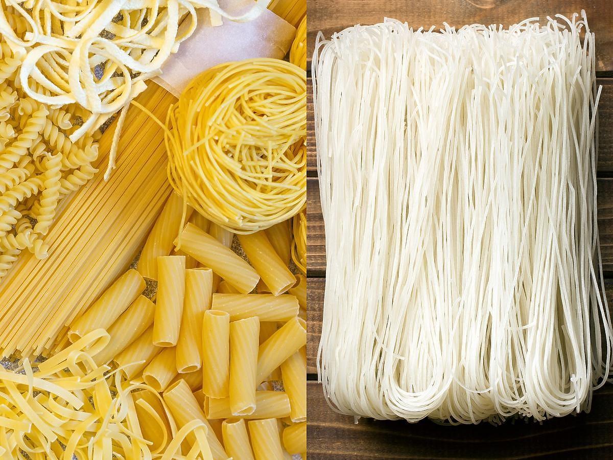Makaron ryżowy czy pszenny
