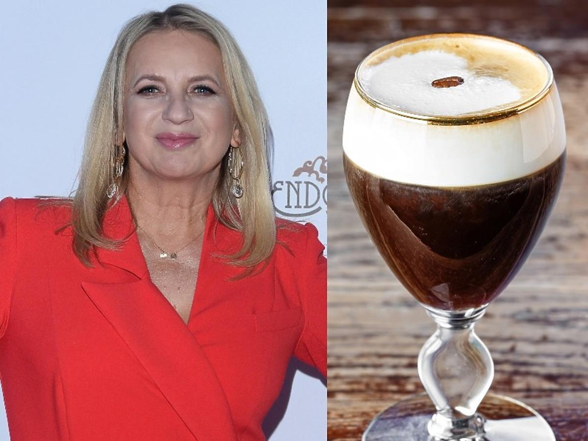 """Marzena Rogalska podała przepis na wielkanocną kawę """"z prądem"""". W sam raz po obfitym śniadaniu"""