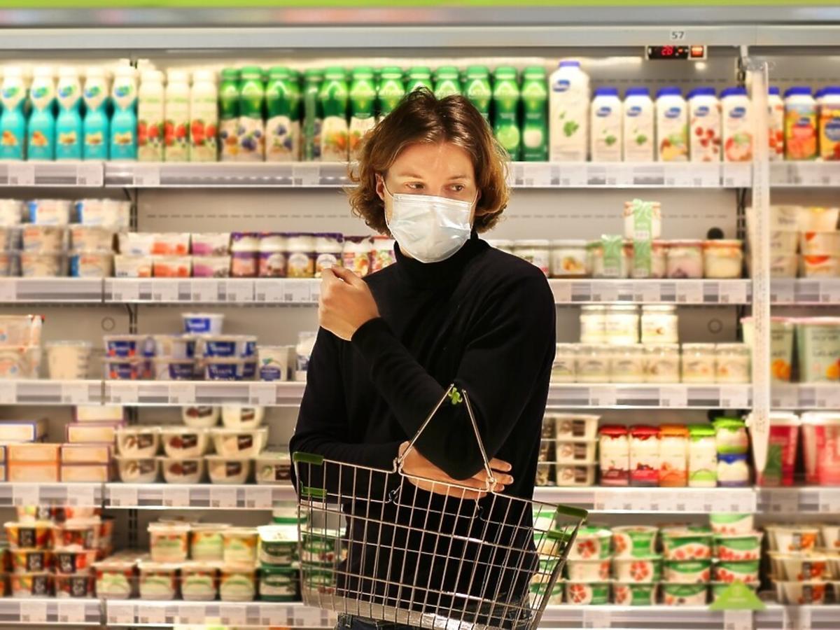 Masło i warzywa mają ceny z kosmosu. Co jeszcze zdrożeje?