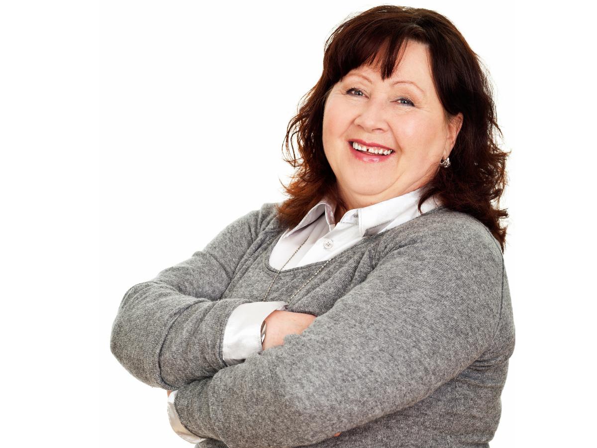 Menopauza otyłość