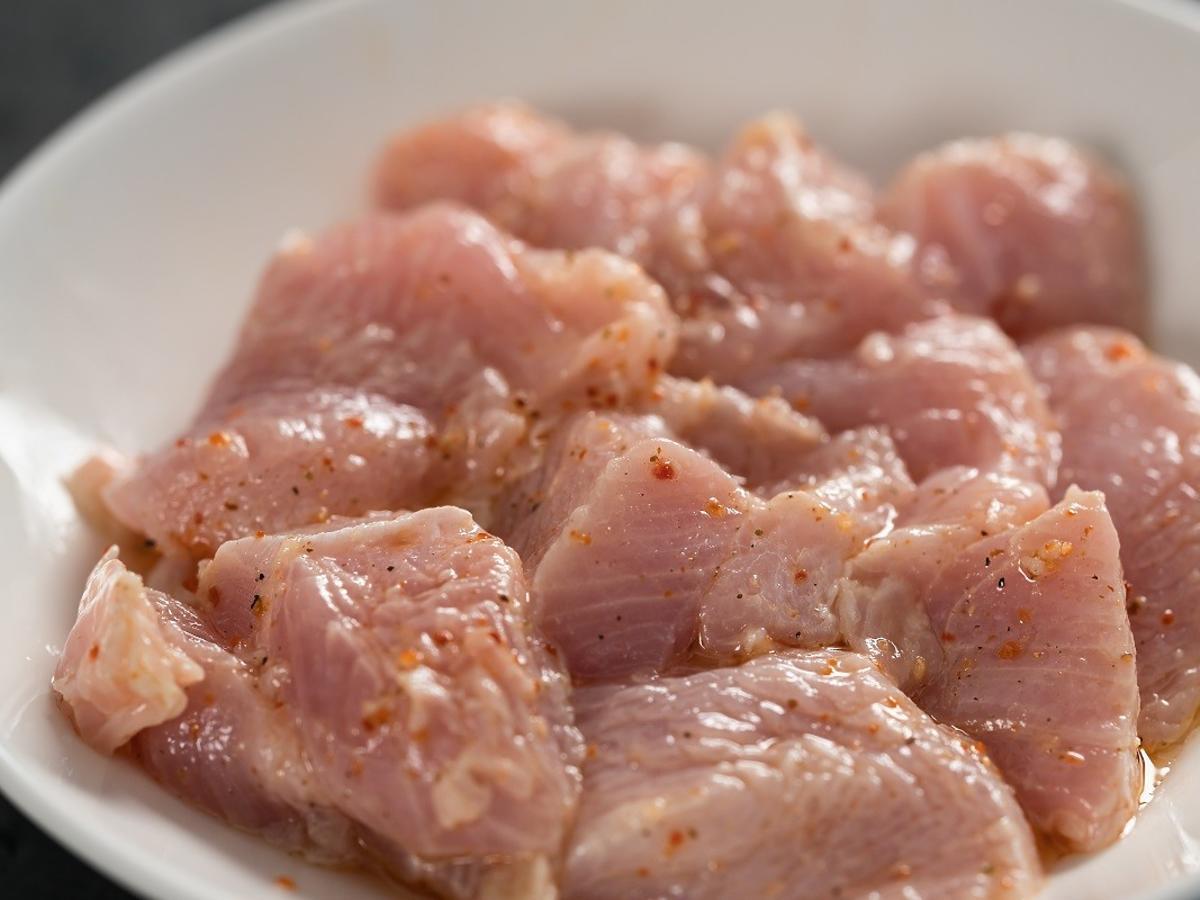 mięso z indyka solanka