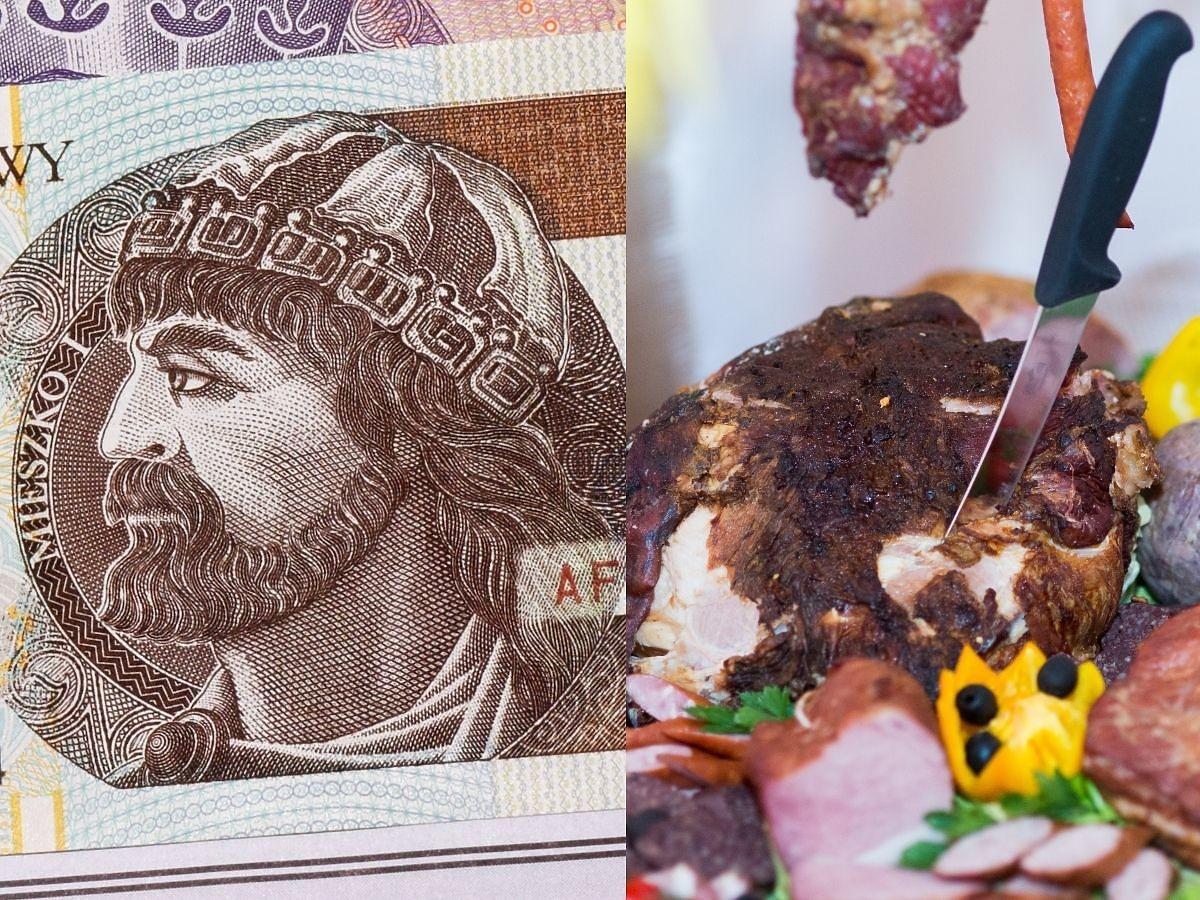 Mieszko I też objadał się golonką i schabem! Sprawdźcie, co jadali polscy władcy 1000 lat temu