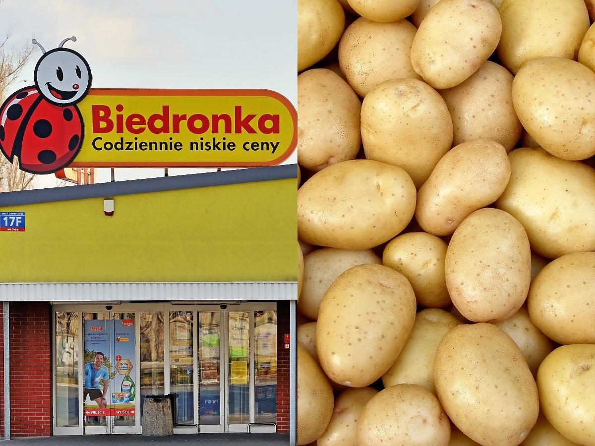 Młode ziemniaki wreszcie tanie. Świetna promocja w Biedronce na weekend!