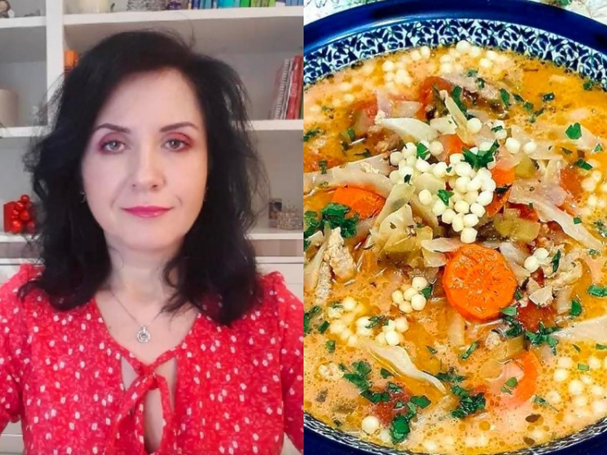 Monika Honory dieta zupowa