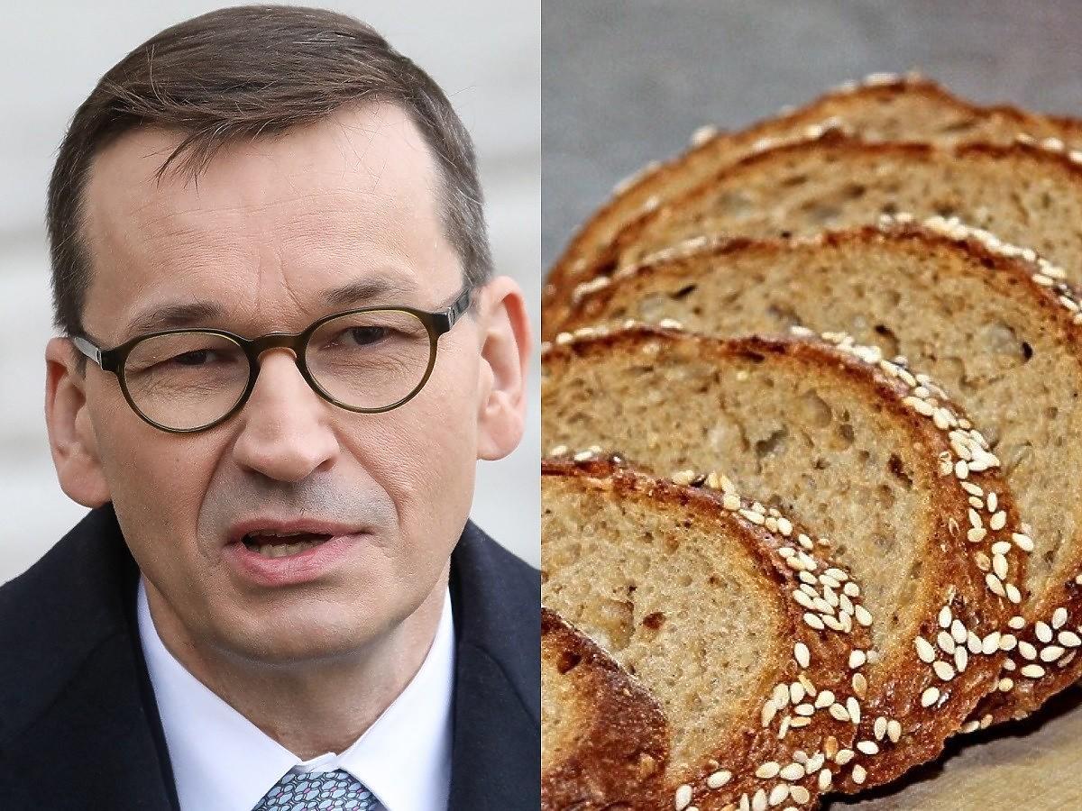 Morawiecki nie wie, ile kosztuje w Polsce chleb? Sprawdzamy to dla niego