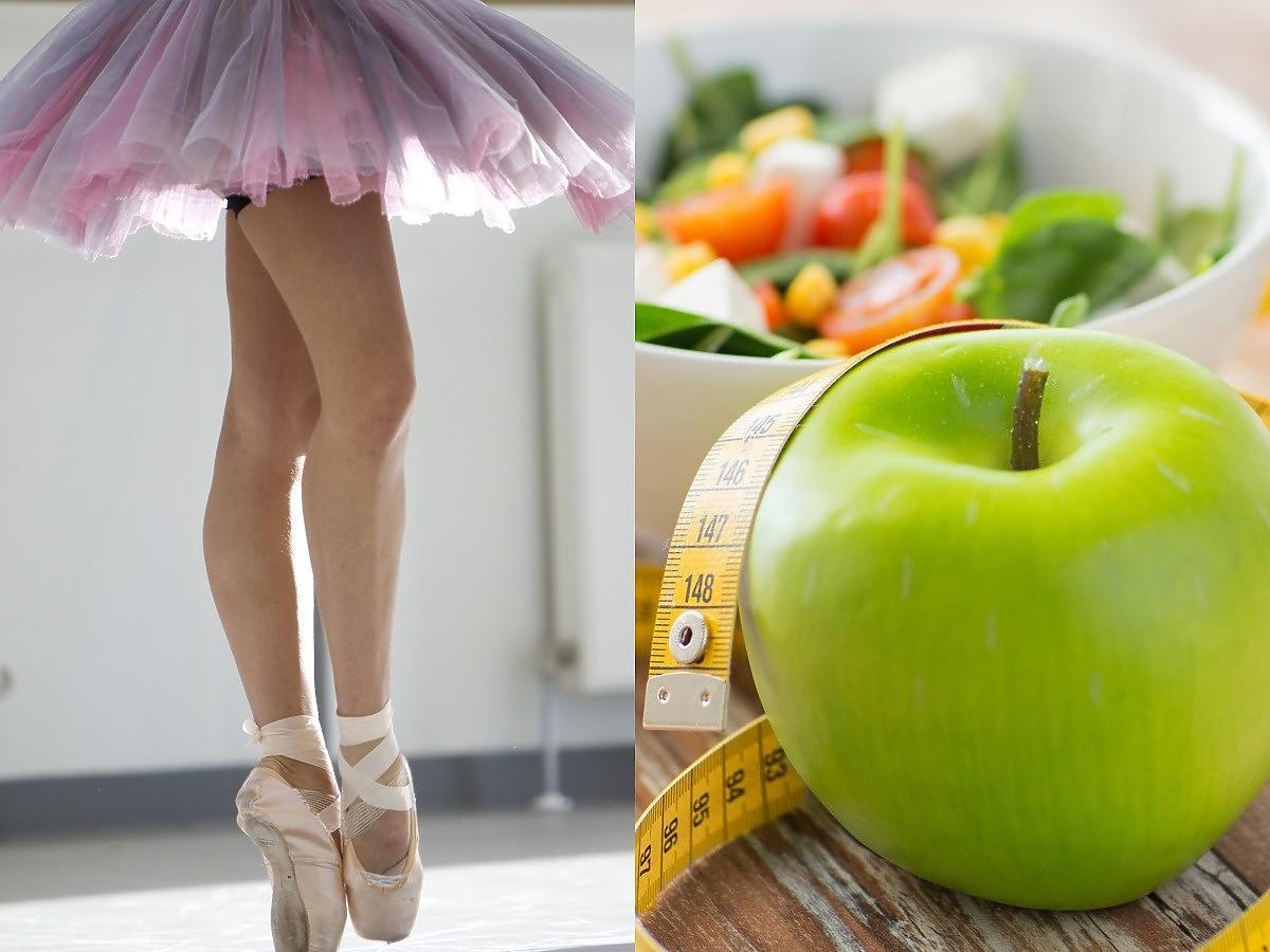 Na diecie baletnicy schudniecie 10kg w 10 dni. Jak to możliwe?