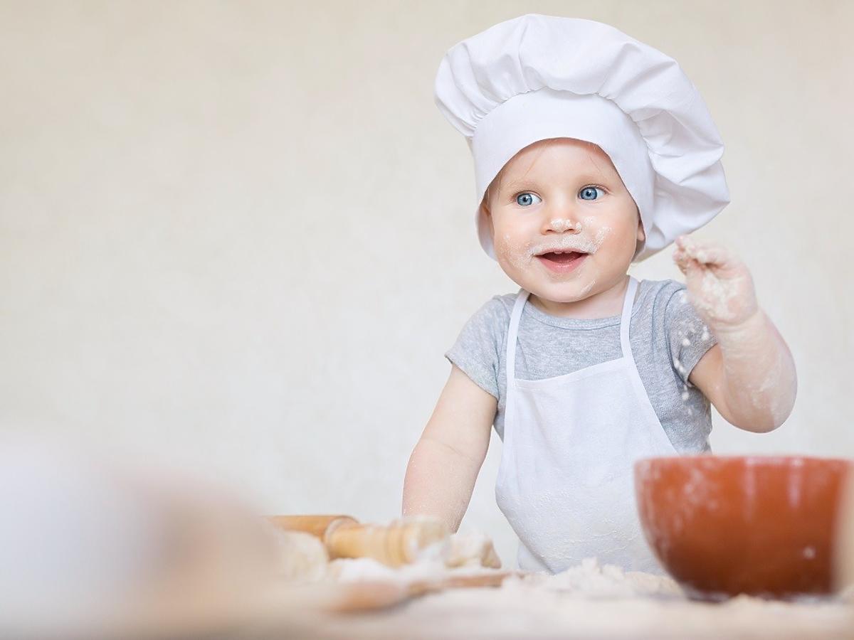 najmłodszy kucharz