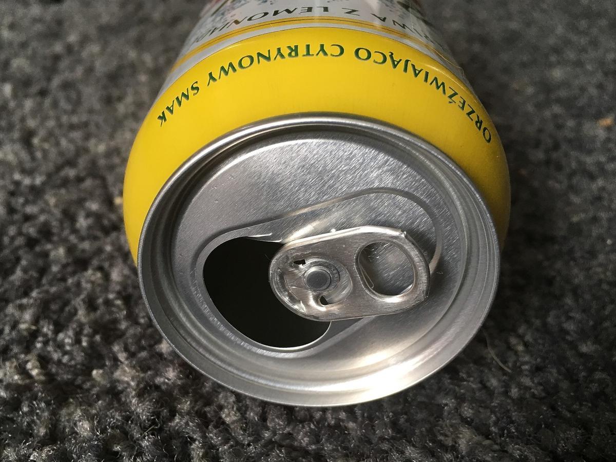 Nie pijcie prosto z puszki
