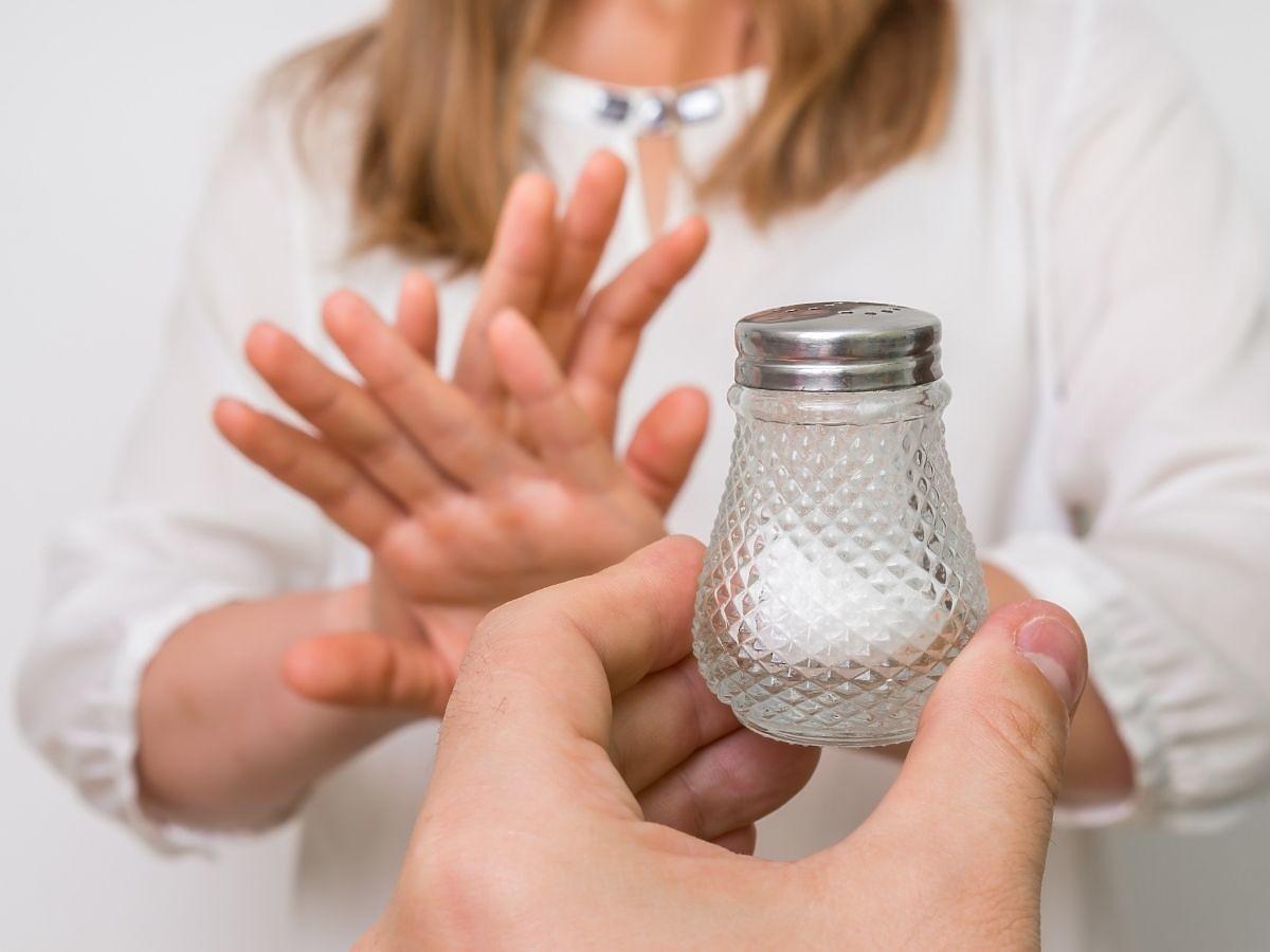 Ograniczenie soli w diecie
