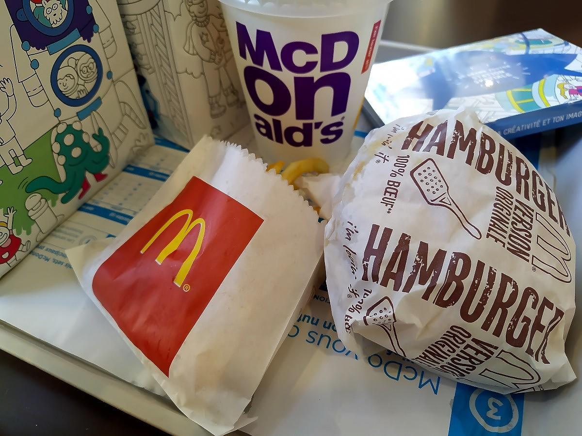 Oto najmniej kaloryczne produkty w McDonalds. Możecie zjeść je nawet na diecie