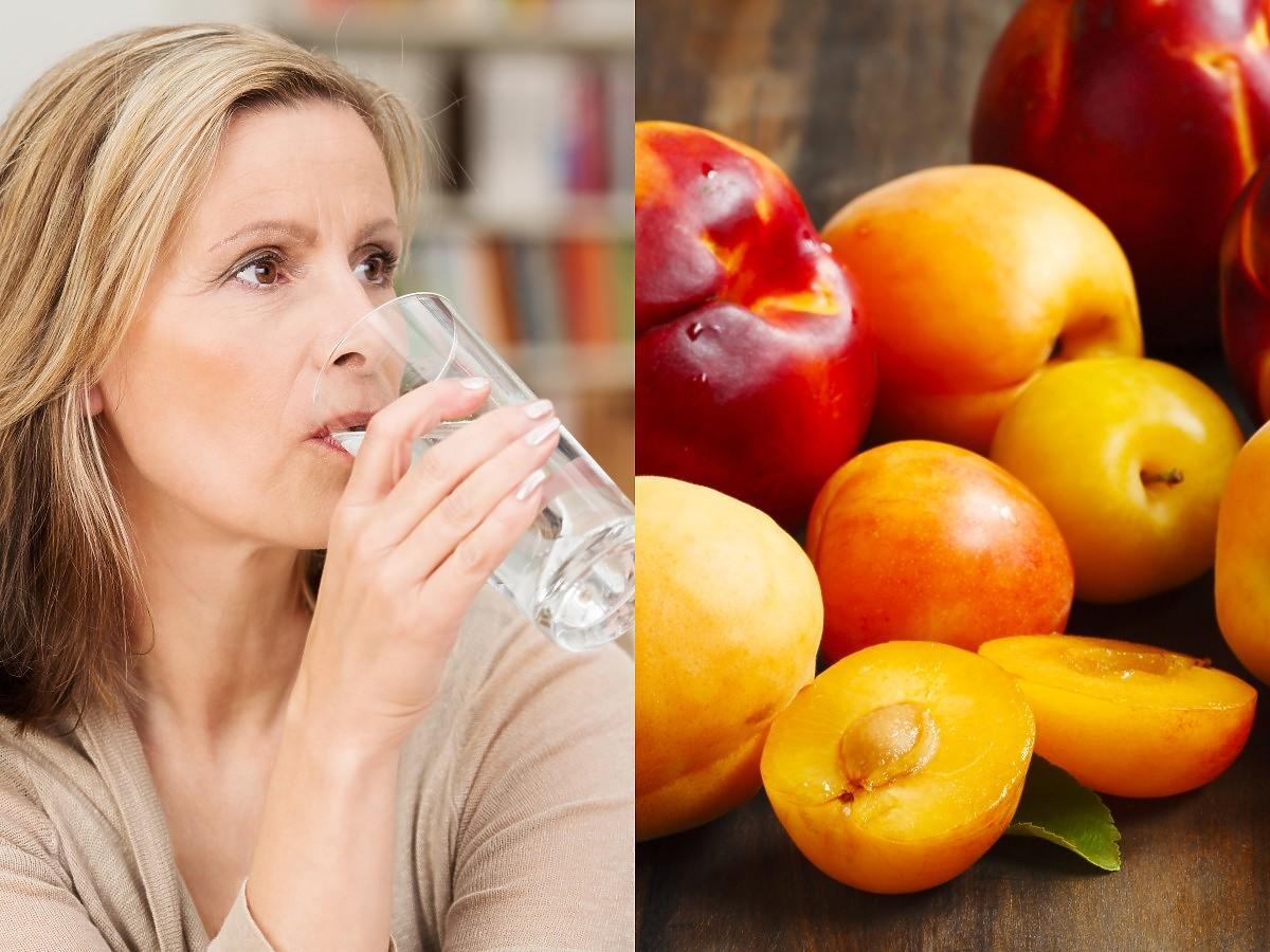 Owoców nie powinno się popijać wodą? To prawda czy mit? Nie ma już wątpliwości