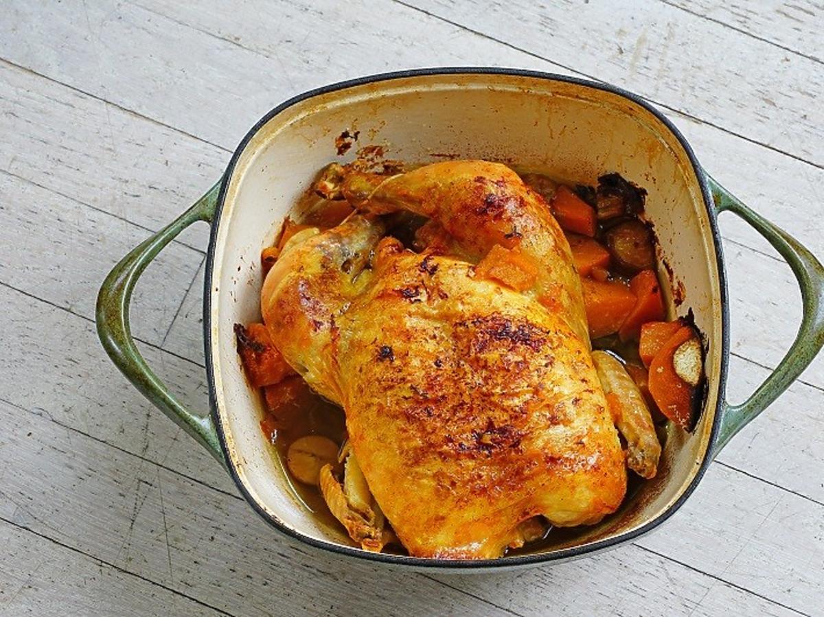 pieczony kurczak przepis