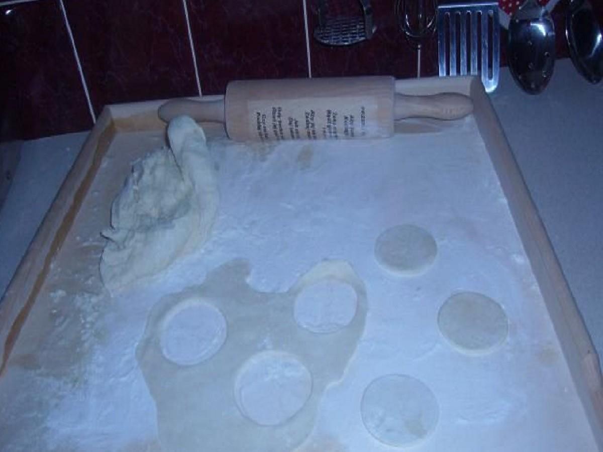 Pierogi ciasto