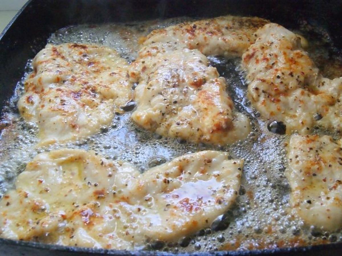 Pierś z kurczaka smażona
