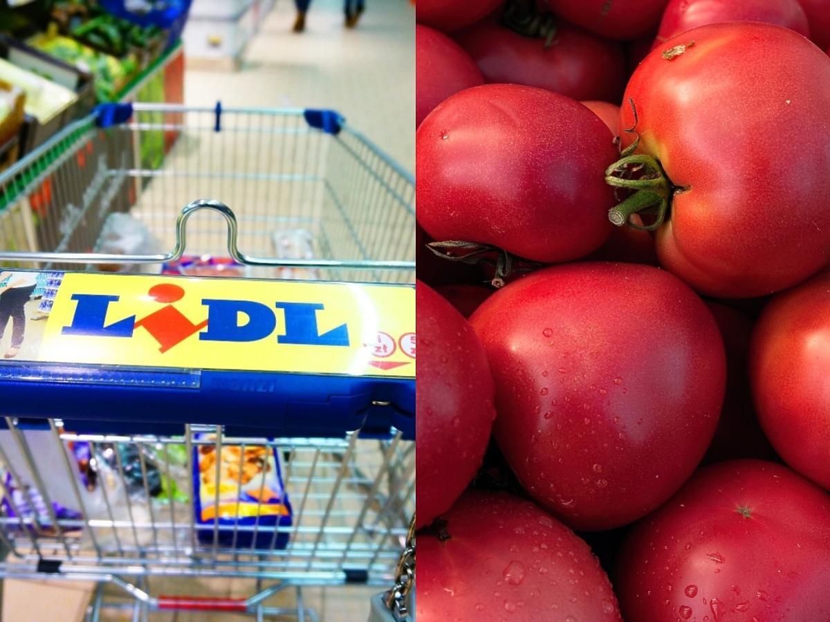 Polskie pomidory malinowe w Lidl tanie jak barszcz. Ugotujecie pyszną pomidorówkę?