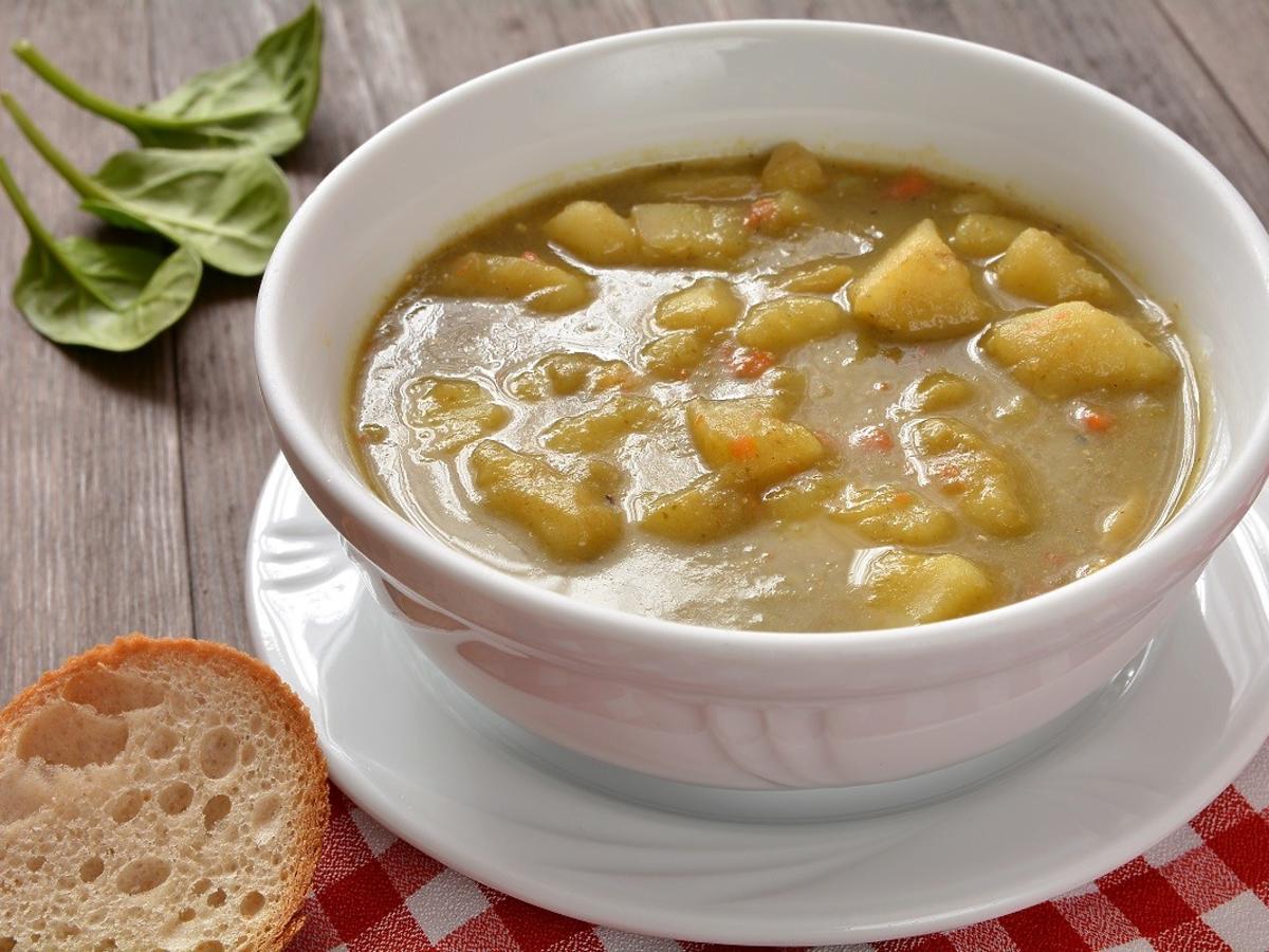 Pomysł na dzisiejszy obiad: zupa, drugie danie i deser. W sam raz na czwartek
