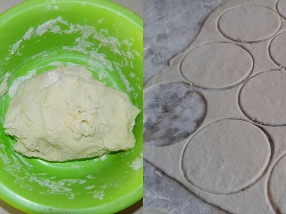przepis na ciasto na pierogi