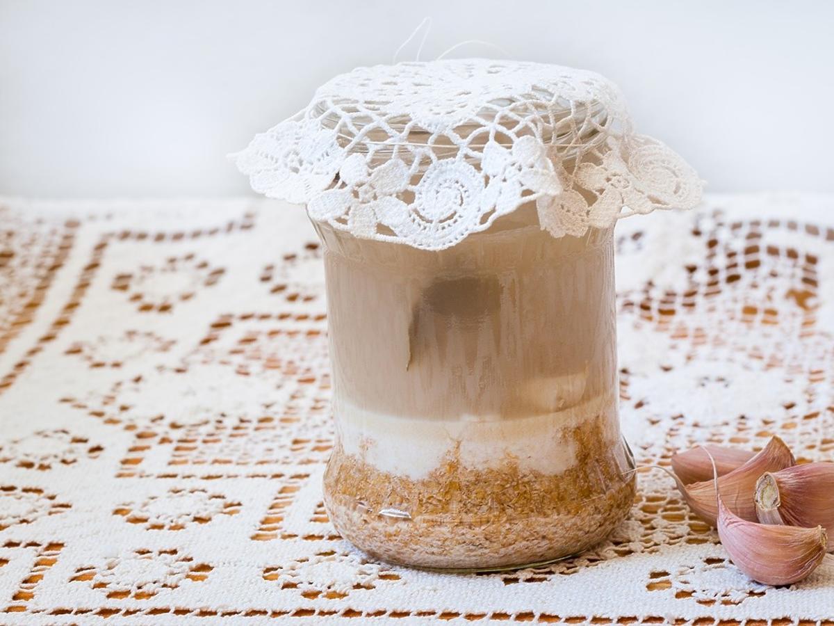 Przepis na zakwas chlebowy na żurek