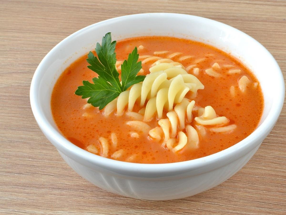 Przepis na zupę pomidorową bez koncentratu