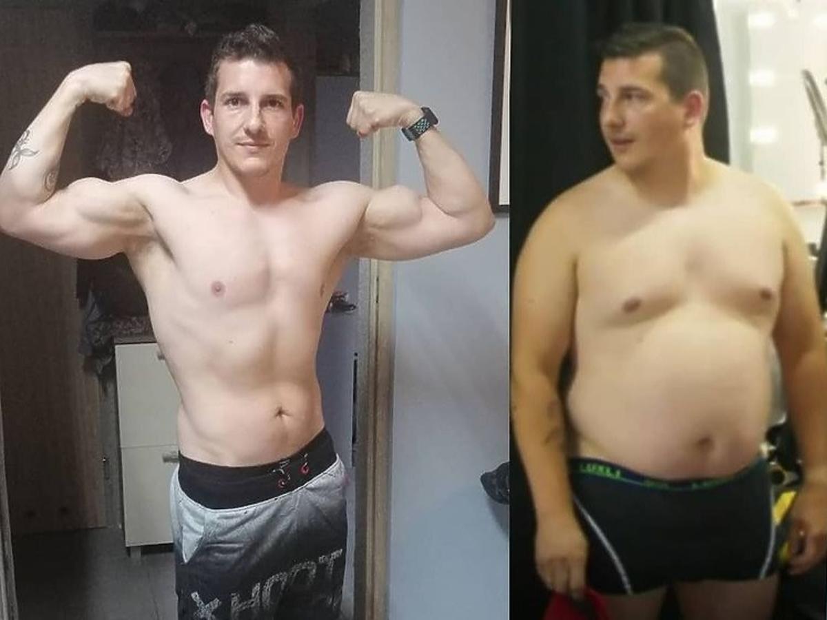 """Rafał Śledź z programu """"Kanapowcy"""" schudł 23kg. Wyeliminował z diety ten produkt"""