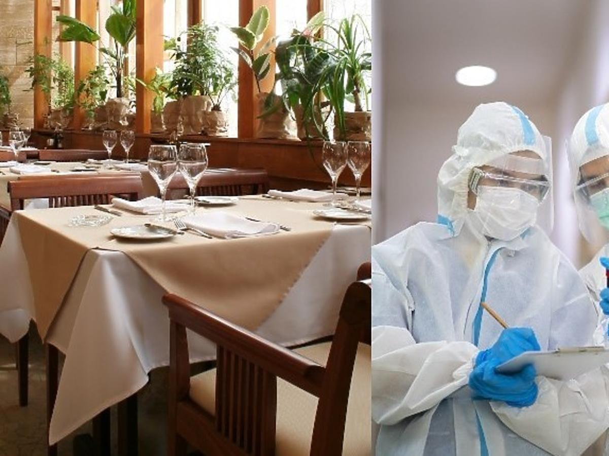 Restauracja Magdy Gessler koronawirus