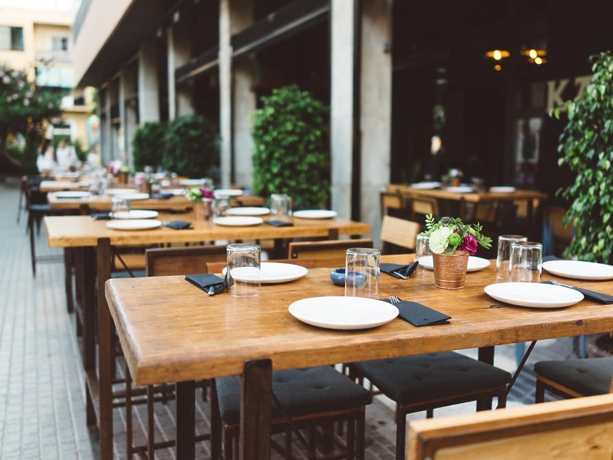 restauracja w pandemii