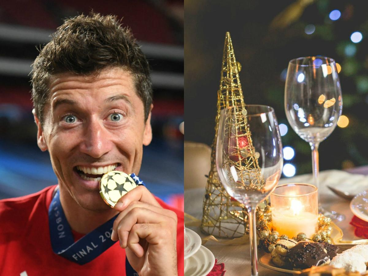 Robert Lewandowski, dieta