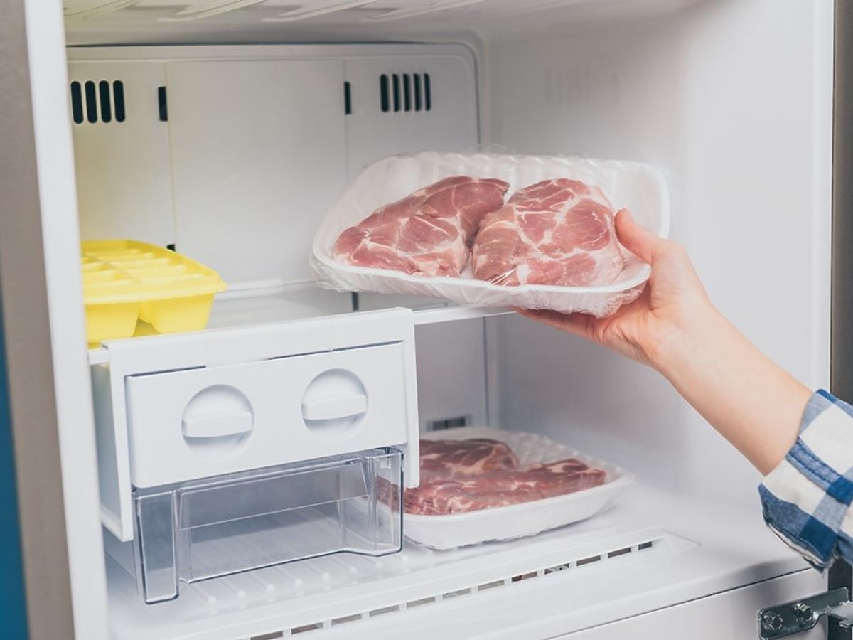 rozmrażanie mięsa sposoby