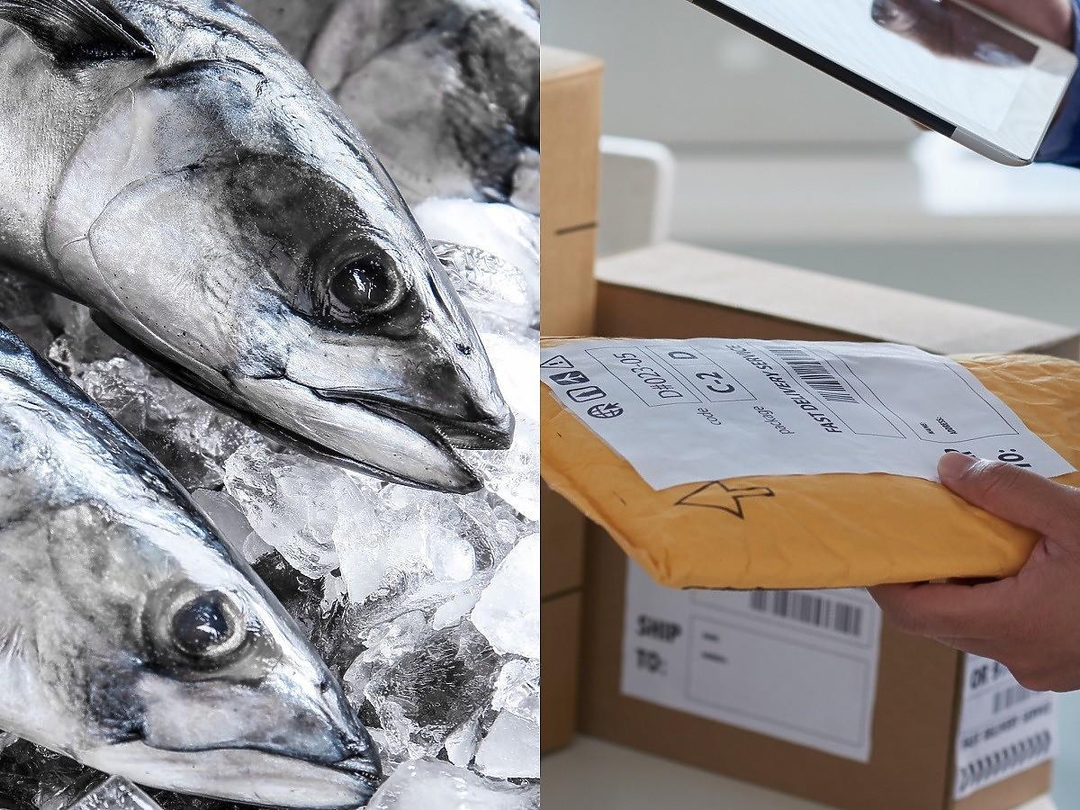 Ryby zamiast placówki pocztowej? Nowy pomysł na obejście zakazu handlu