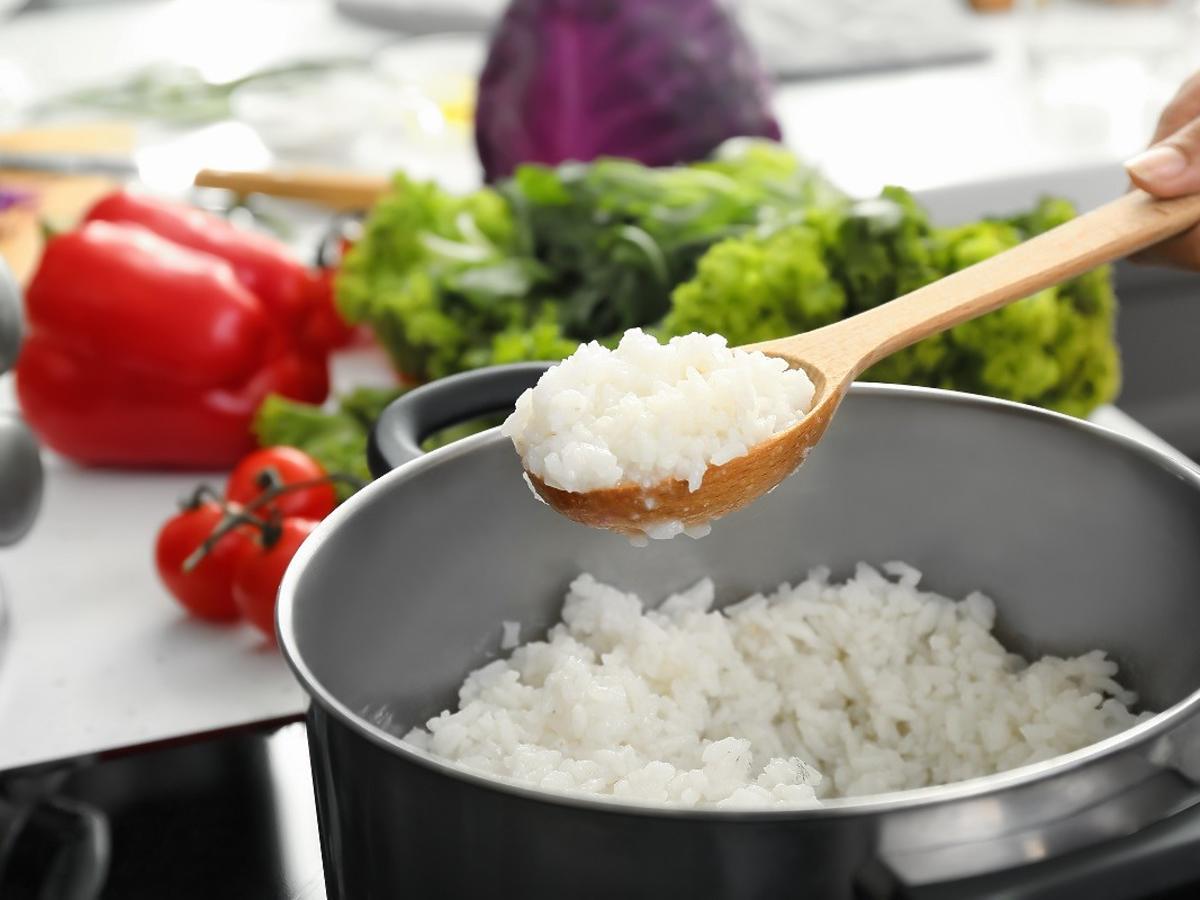 ryż gołąbki