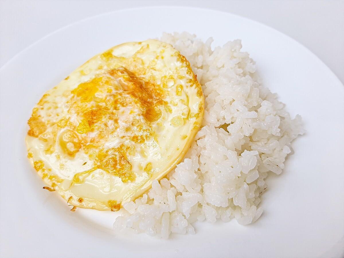 ryż gotowany w piekarniku