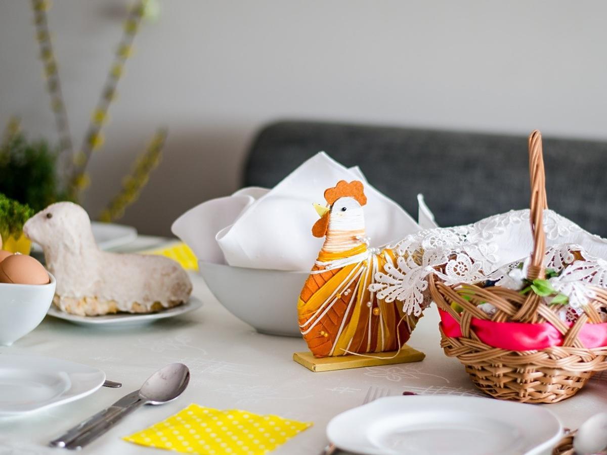 Rząd dziś ogłosił, jak będą wyglądały obostrzenia w czasie Wielkanocy. Czy będzie można zjeść śniadanie z rodziną?