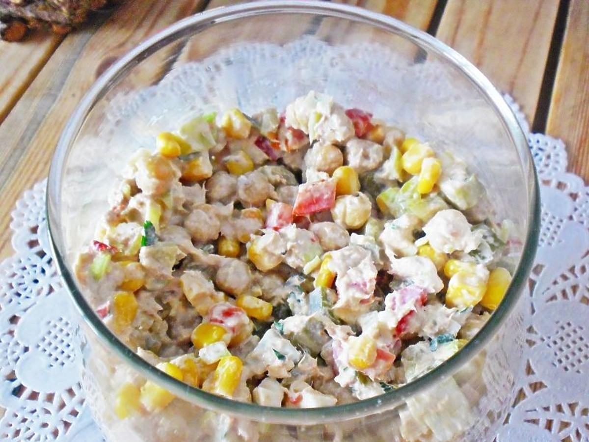 Sekretny składnik sałatki z tuńczykiem