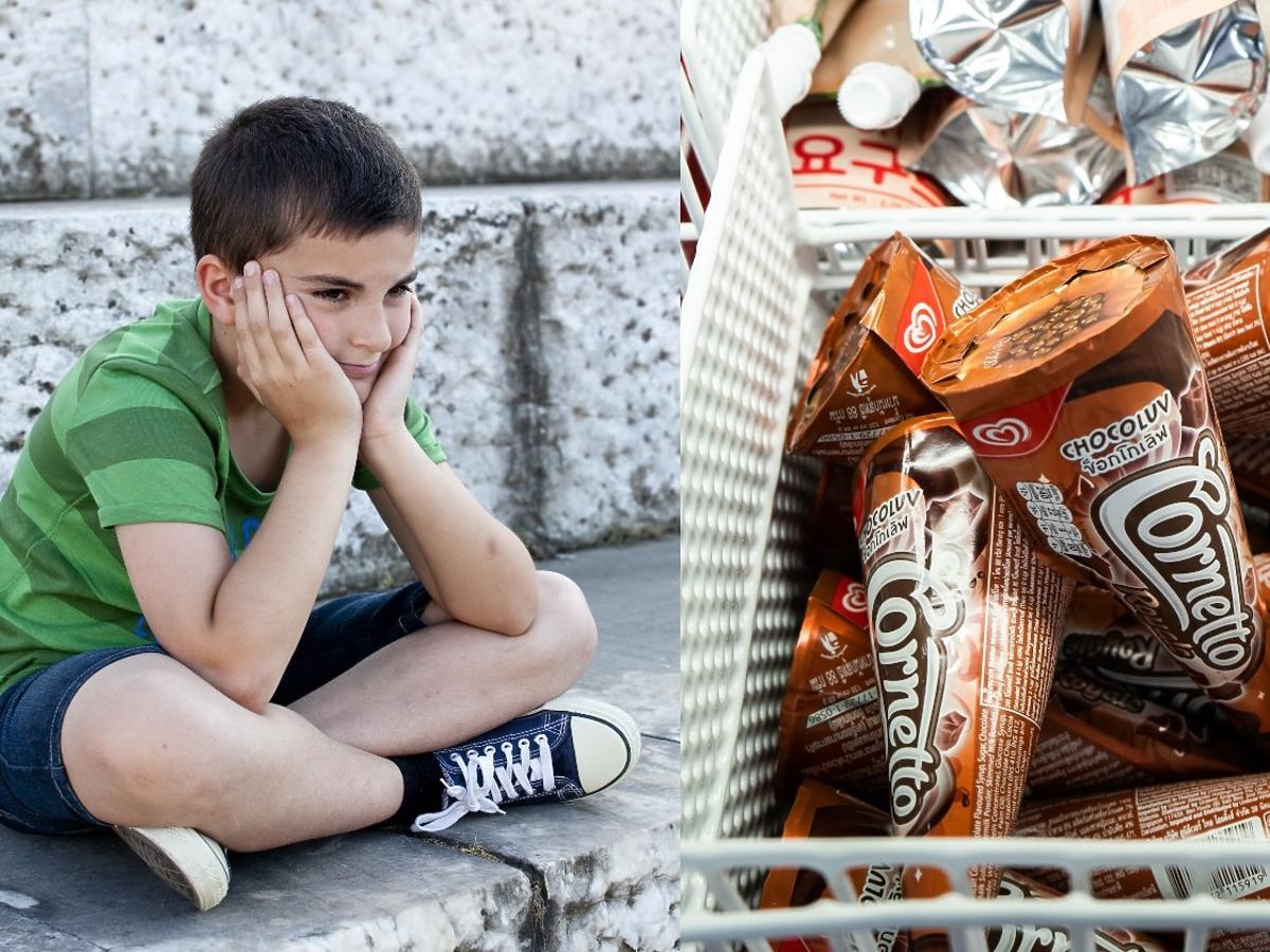 Skandaliczne praktyki sklepów. 9-latek z Olsztyna popłakał się przy kasie. Chciał tylko kupić lody