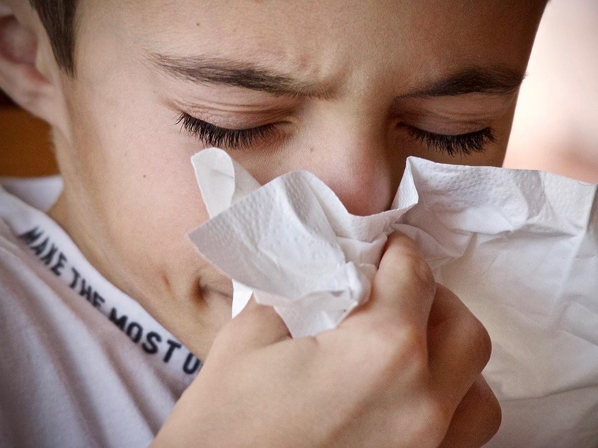Soki na przeziębienie