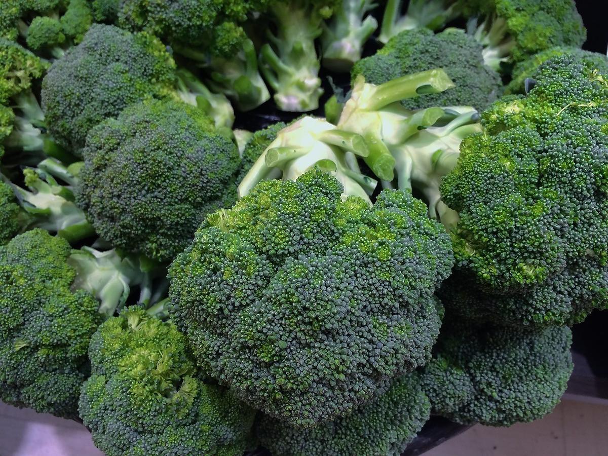 Sposób na pleśń na brokułach