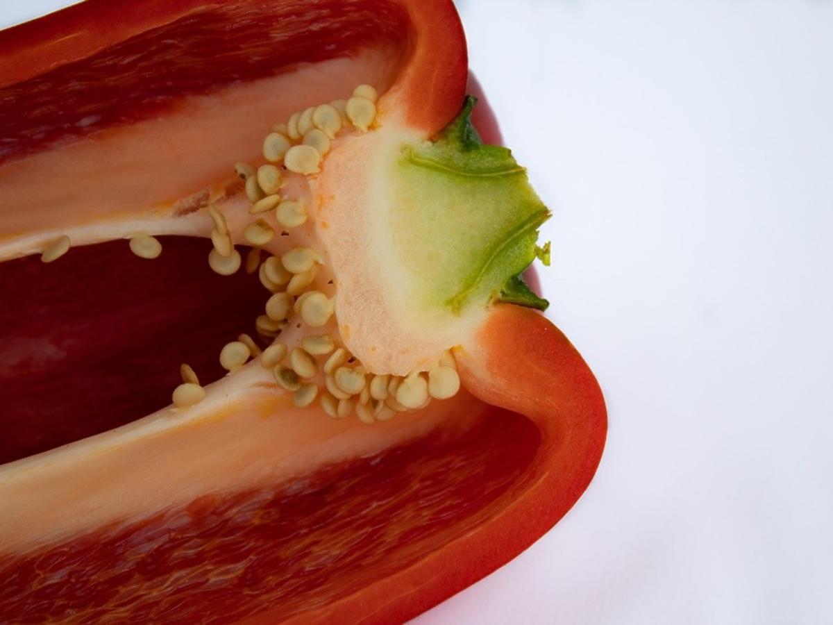 sposób na wykorzystanie pestek chili