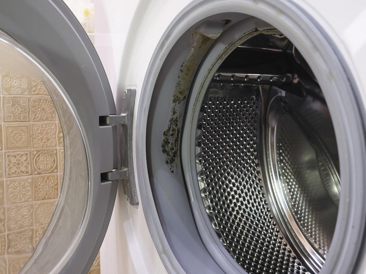 sposoby na wyczyszczenie pralki
