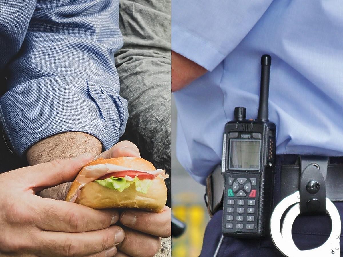Spożywacie na ulicy jedzenie? Uważajcie - mandat za brak maseczki jest już zgodny z prawem. Kwota szokuje