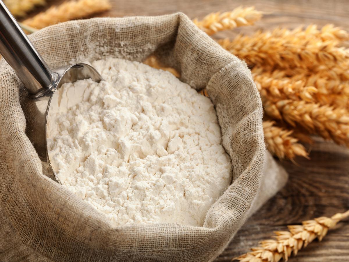 świeżość mąki
