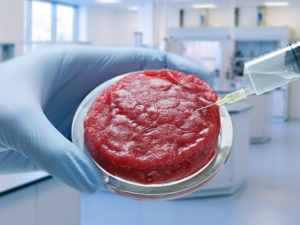 Sztuczne mięso
