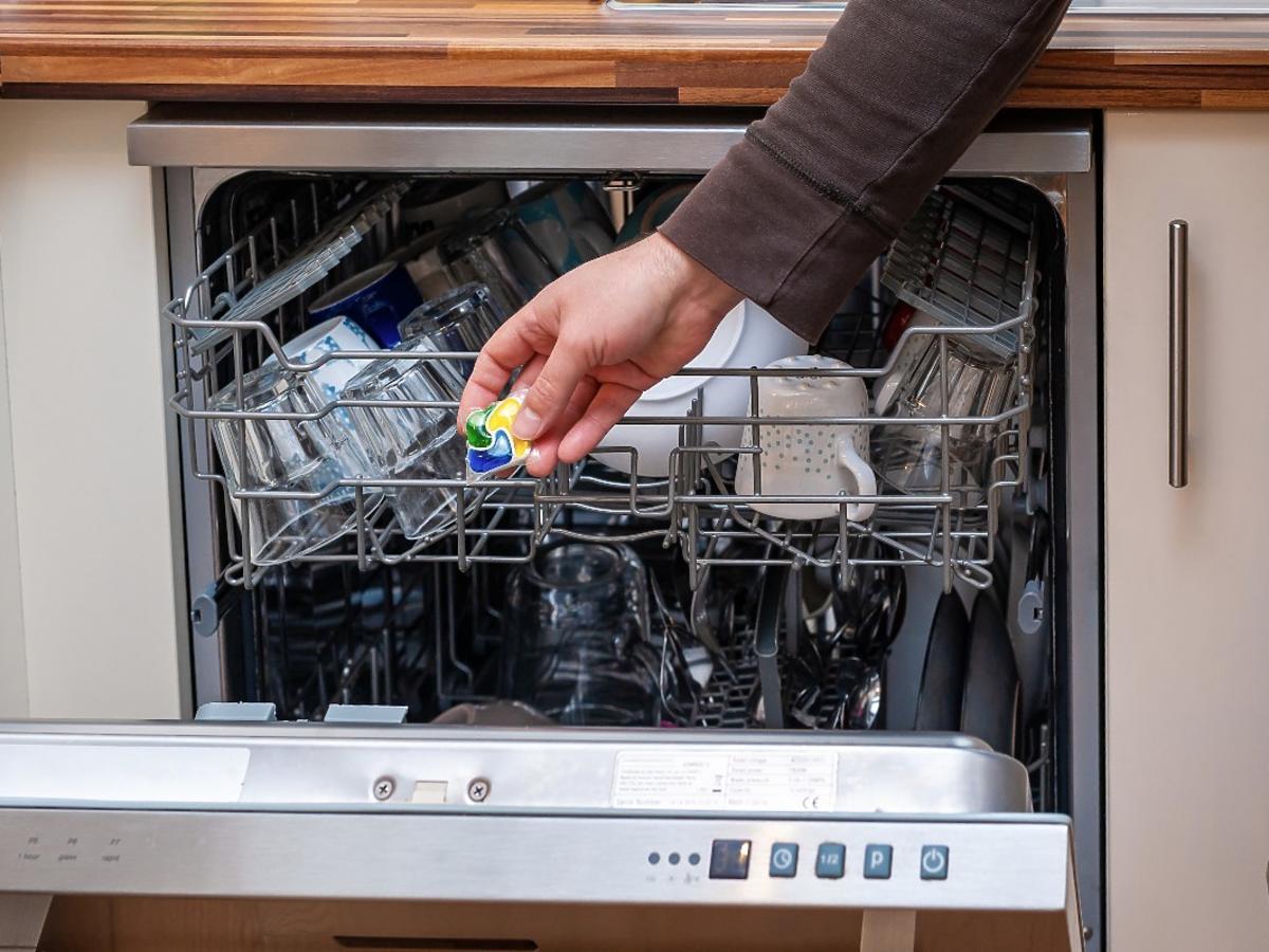 Tabletki do zmywarki domowej roboty. Składniki macie w swojej kuchni
