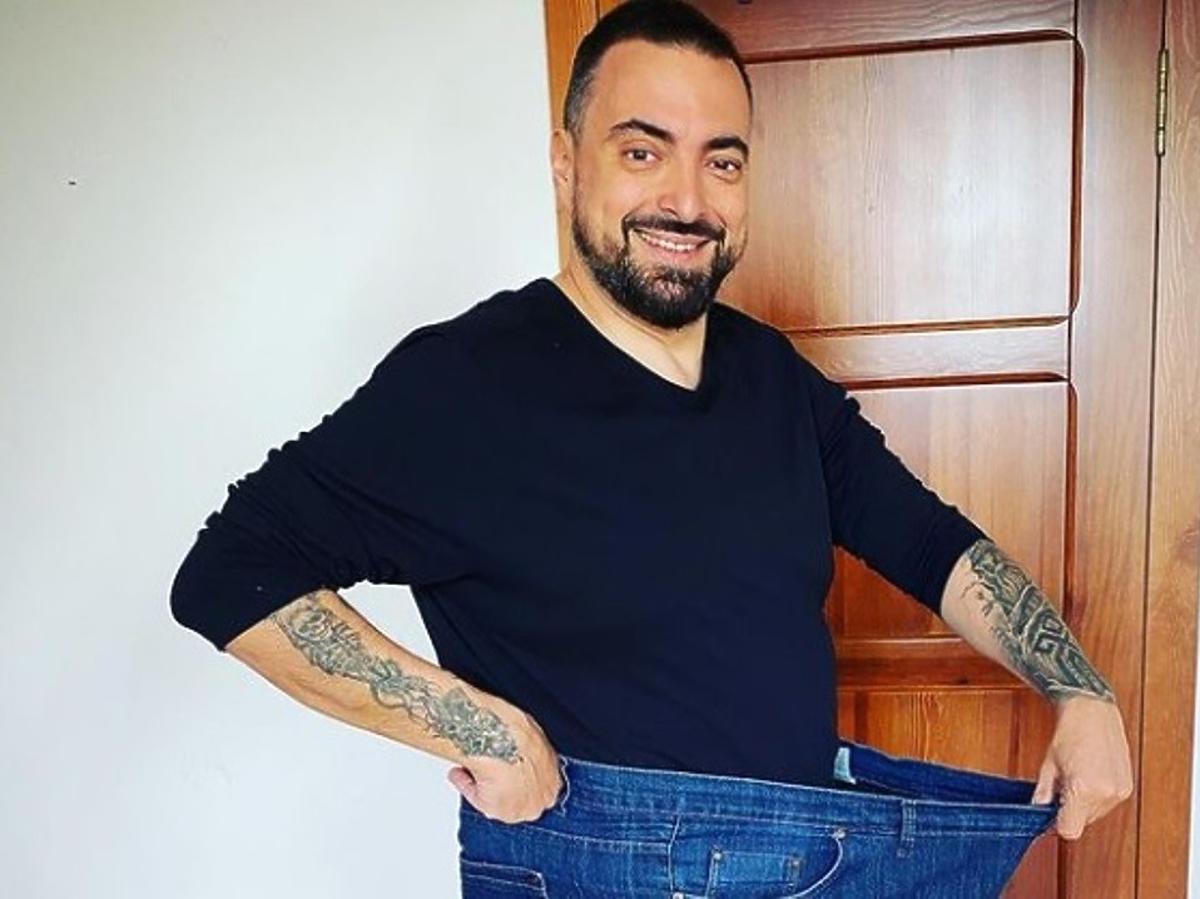 Tomasz Sekielski dieta